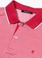 Pierre Cardin Polo Yaka Tişört Kırmızı